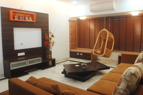 Living Room Interior Designers Navi Mumbai India