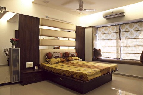 Master Bedroom Interior Designers Pune India